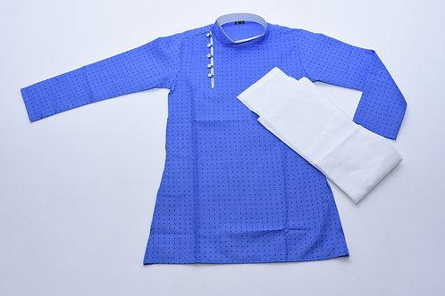 Kids Blue Kurta pajama