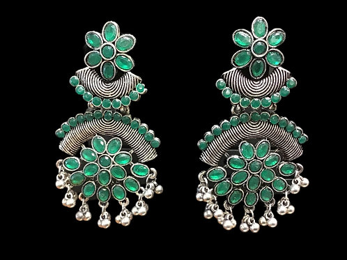 Pretty Green long Earring
