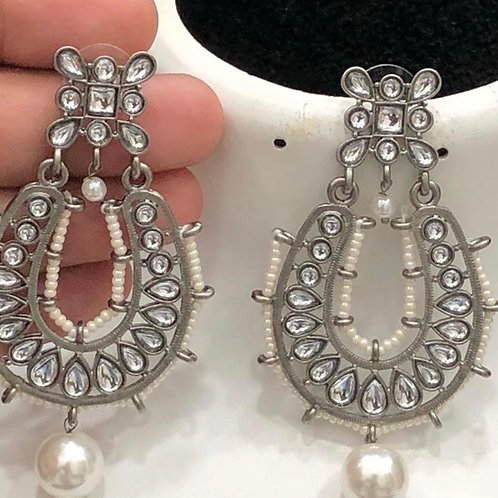 Beautiful Kundan Earring