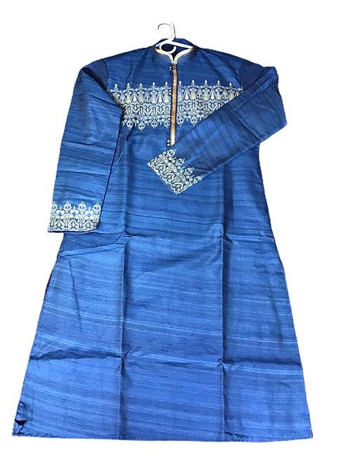 Designer Blue Kurta Set