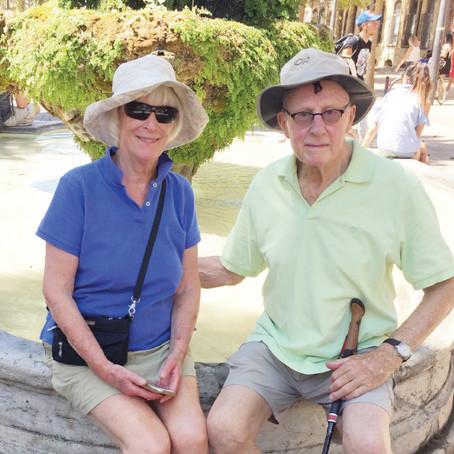 Anne & Brian O'Leary