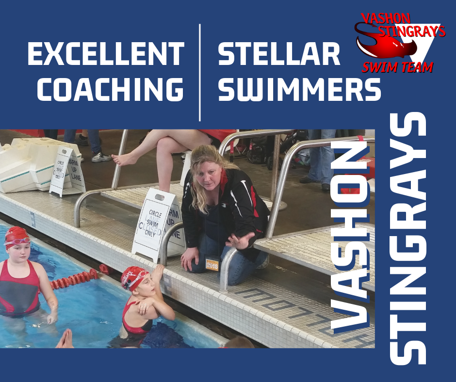 Coaches and Swimmers