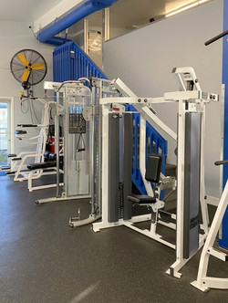 Main Free Weight Room