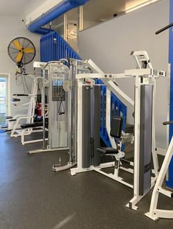 Main Free Weight Room