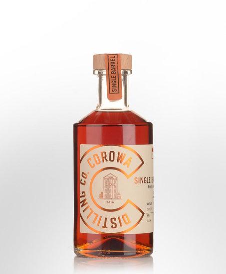 Corowa Single Barrel Bourbon/Maple 67.9% 50ml Sample