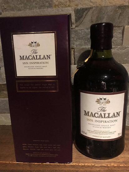Macallan 1851 Inspiration