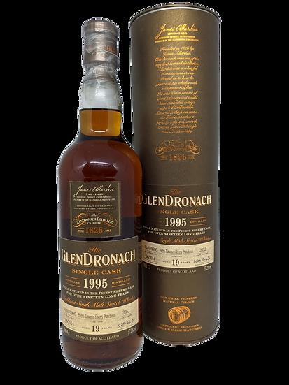 Glendronach Single Cask 1995 19YO (2014 Bottling)