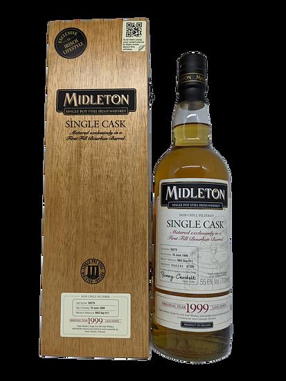 Midleton Single Cask 'Ex Bourbon' 1999 55.6%