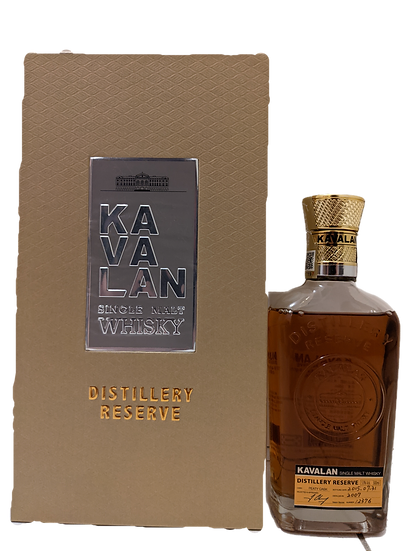 Kavalan Distillery Reserve 'Peaty Cask' 50ml Sample