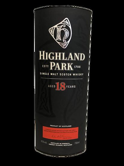 Highland Park 18YO (Old Bottling)