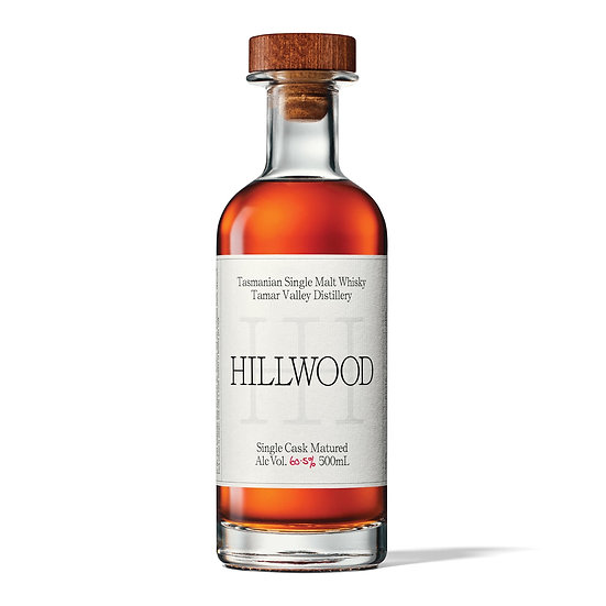 Hillwood Tasmanian Port Cask #6 60.6% 50ml Sample
