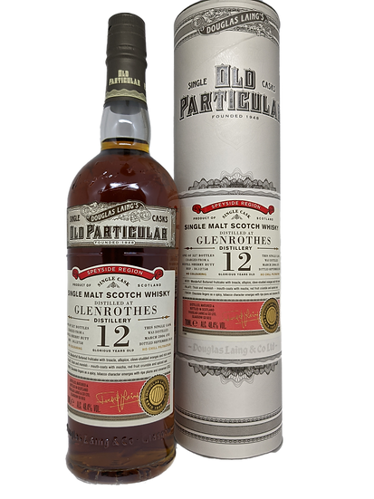 Douglas Laing's Old Particular Glenrothes 12YO