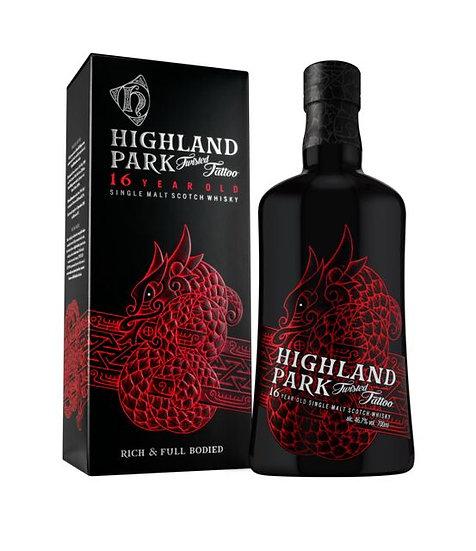 Highland Park Twisted Tattoo 16YO