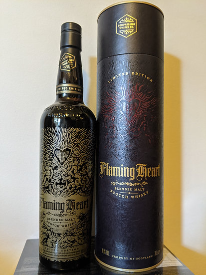 Compass Box Flaming Heart 15th Anniversary Edition (Consignment)