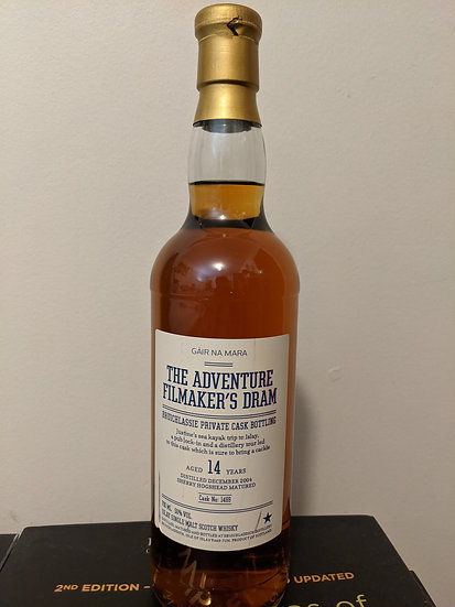 Bruichladdich 2004 Private Sherry Cask 14 Year Old #1469 (Consignment)