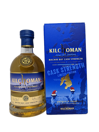 Kilchoman 'Machir Bay' Cask Strength 50ml Sample