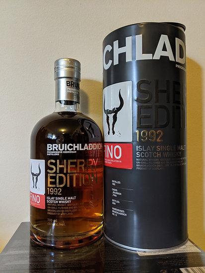 Bruichladdich 1992 Fino Sherry (Consignment)