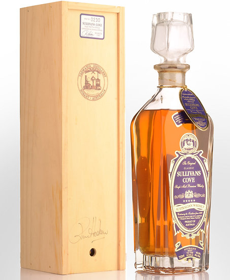 Sullivan's Cove 1st Release Whisky Decanter