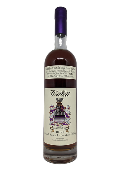Willett Family Estate Bourbon 14YO 59.3%