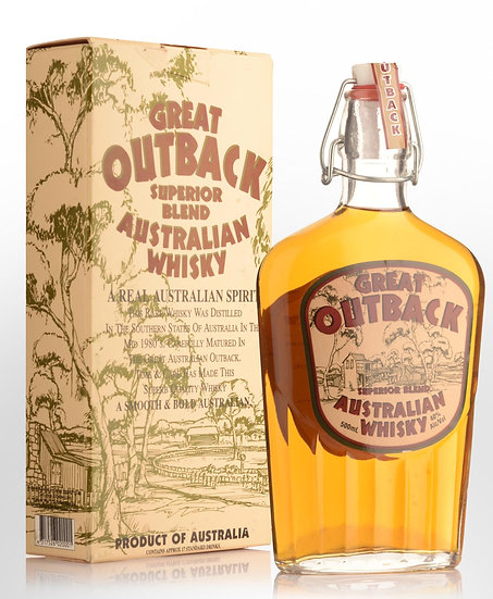 Great Outback Superior Blend Australian Whisky