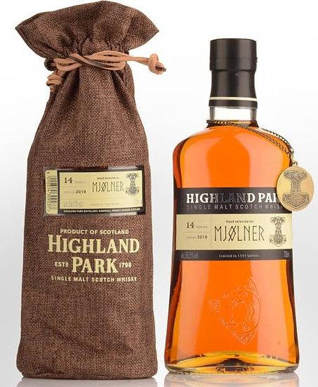 Highland Park Mjolner 14YO 50ml Sample