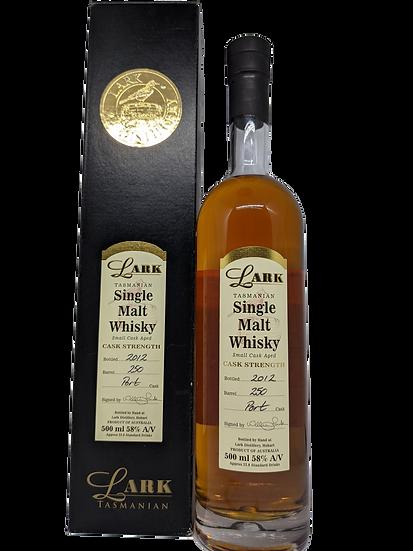 Lark 'Old' Bottling Port Cask 250 (2012)