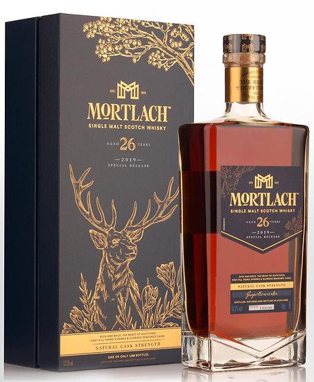 Mortlach 26YO 2019 Special Release
