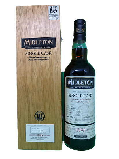 Midleton 'Single Cask' Collection