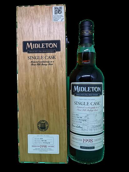 Midleton Single Cask 'Sherry' 1998 59.7%
