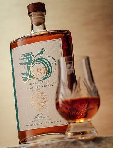 Lark 'Head Distiller's Release' 2nd Edition 50ml Sample