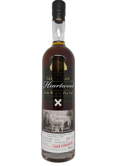 Heartwood 'A Serious Whisky' 50ml Sample