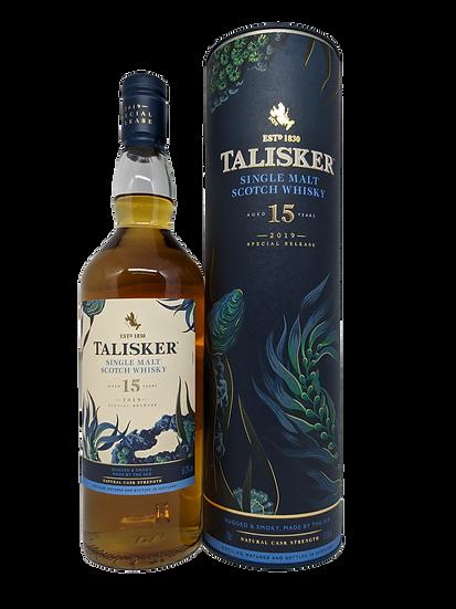 Talisker 15YO 2019 Special Release
