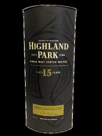 Highland Park 15YO (Old Bottling)