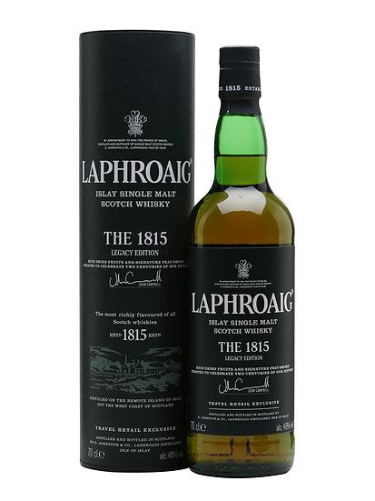 Laphroaig 1815 50ml Sample