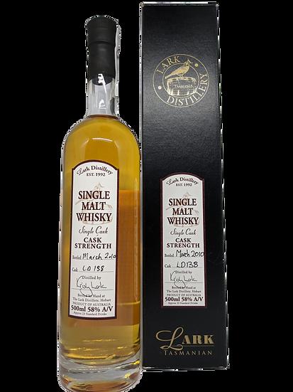 Lark 'Old' Bottling Cask LD138