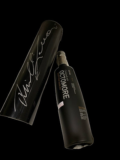 Octomore 6.1 Signed by Jim McEwan
