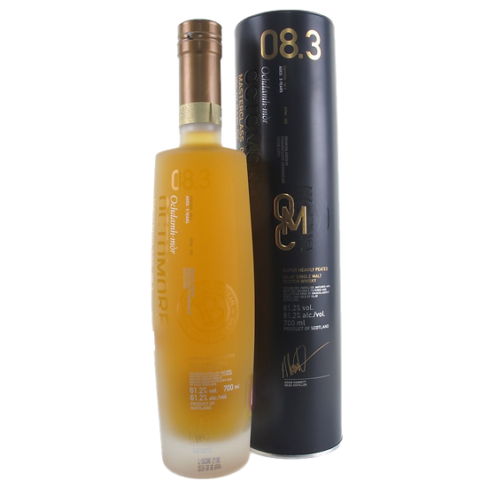 Octomore 8.3 50ml Sample