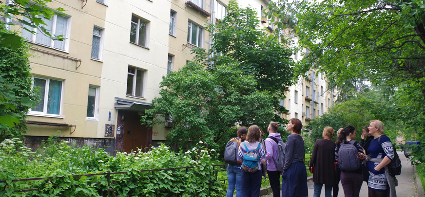 Guided tour to Sosnovaya Polyana