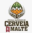 Logo Escola Superior de Cerveja e Malte