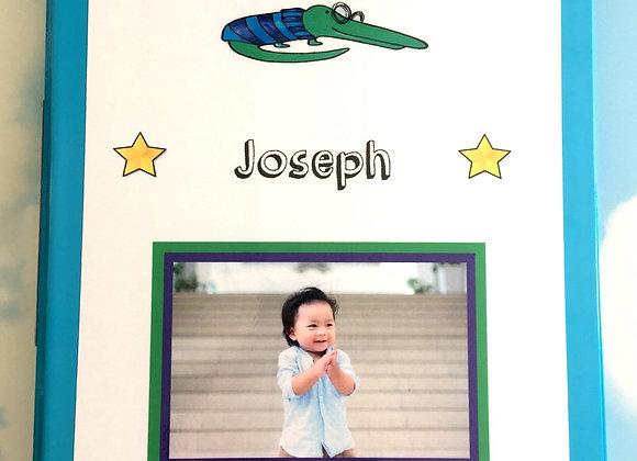 Personalised Children's Folder - Add Name & Photo
