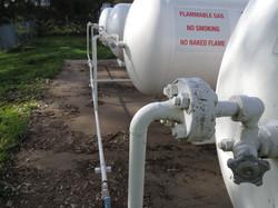 4 x 7.5KL LPG Tank Farm