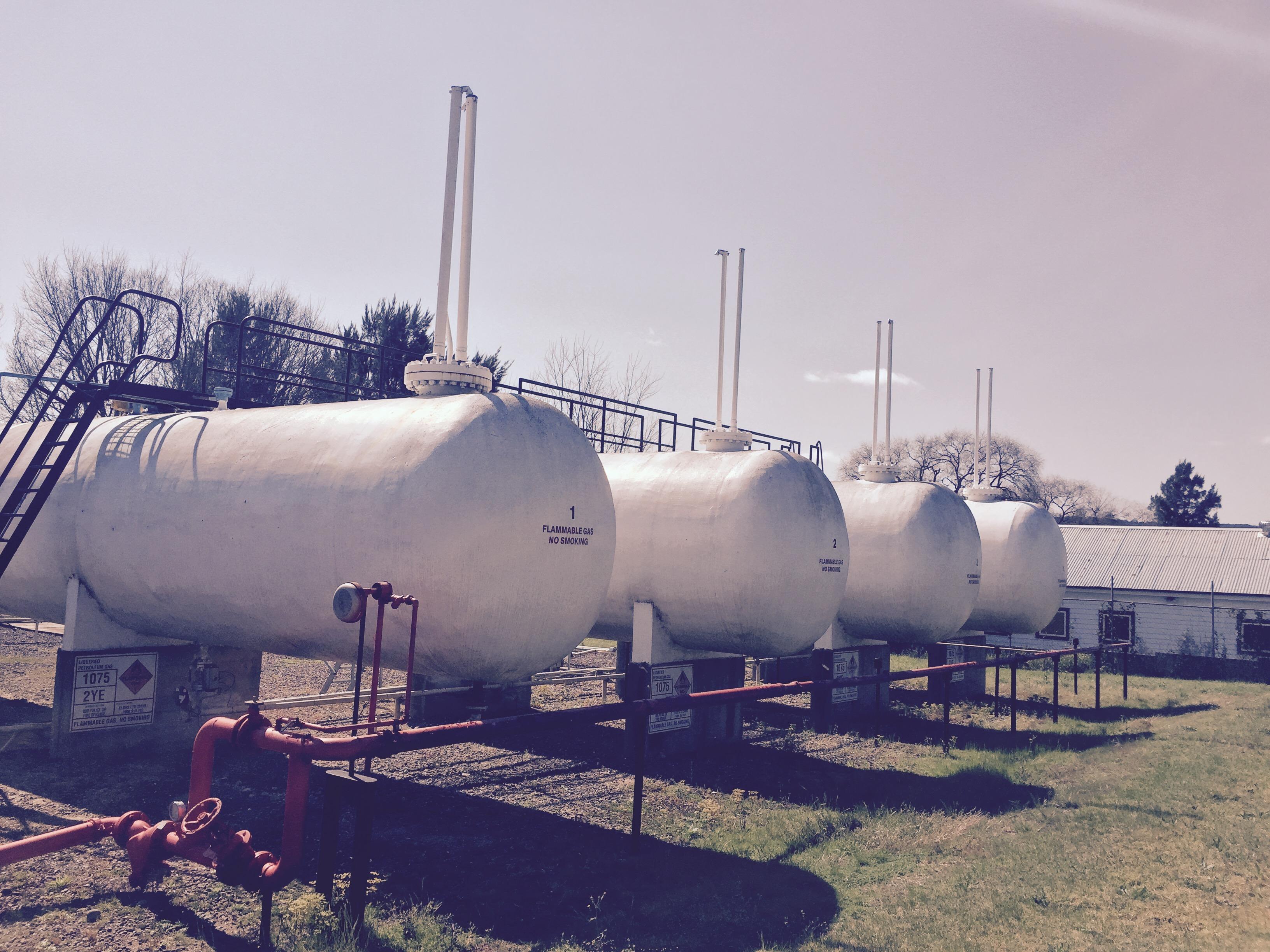 LPG Tank Farm