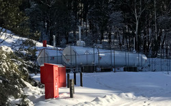 LPG Snow Tanks