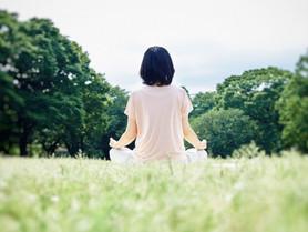 有意識的靜坐,減少寂寞感與疾病,讓身體健康