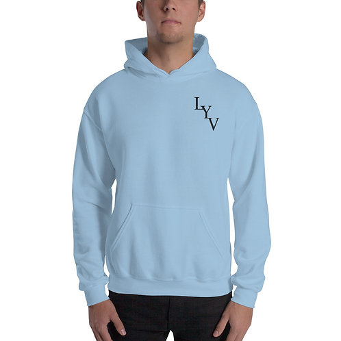 LYV Unisex Hoodies (Embroidered)