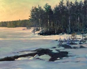 North Woods Twilight