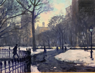 IN MADISON PARK, 8 1/2 x 11