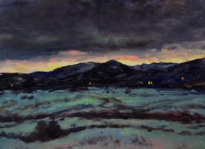 Teton Valley Evening