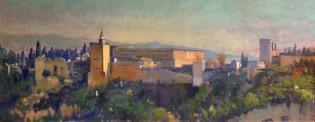 THE ALHAMBRA,... GRANADA, SPAIN