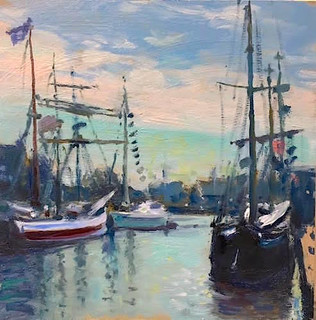 PEACE IN THE HARBOR